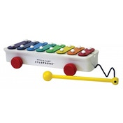 Fisher Price Childrens Classic Pull a Tune Xylophone