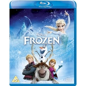 Disney Frozen Blu-ray