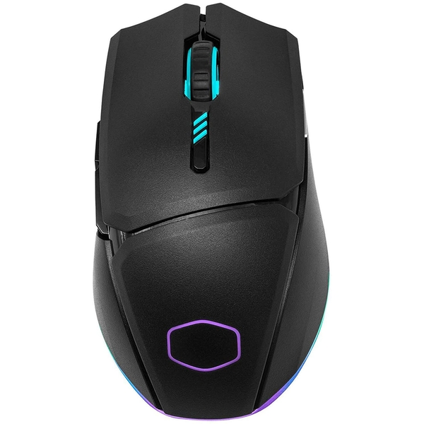 Cooler Master MM831 Wireless RGB LED QI Charging Gaming Mouse
