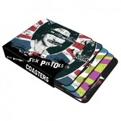 Sex Pistols God Save The Queen Coaster 4 Pack