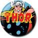 Marvel - Thor Badge - Image 2