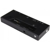StarTech 2-Port HDMI Automatic Video Switch 4K with Fast Switching