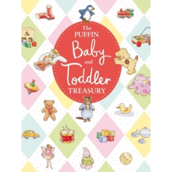 The Puffin Baby and Toddler Treasury by Penguin Books Ltd (Hardback, 1998)