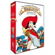 The Complete Adventures Of Dogtanian DVD