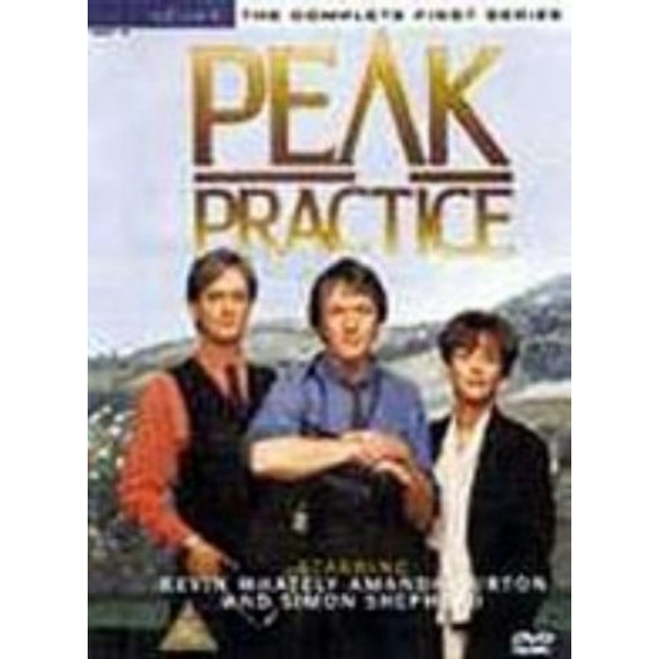 Peak Practice - The Complete First Series DVD
