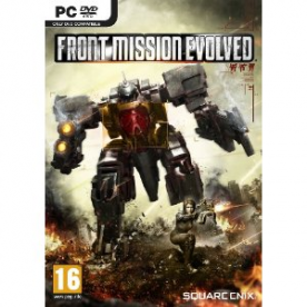Front Mission Evolved Game PC