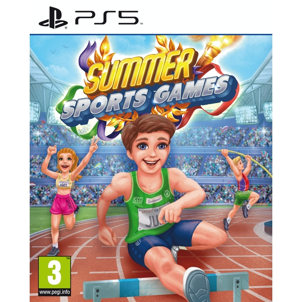 Summer Sports Games PS5 Game