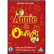 Annie & Oliver! Deluxe Double Pack DVD