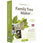 Family Tree Maker 2010 Deluxe Edition PC