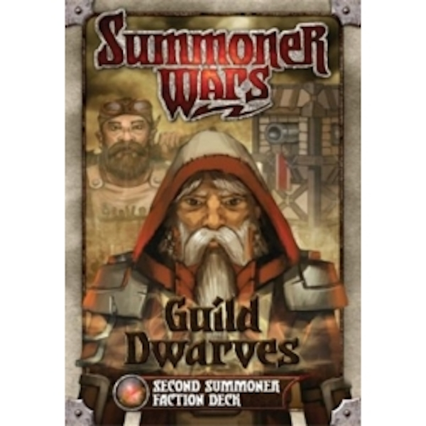 Guild Dwarves Second Summoner Single Pack