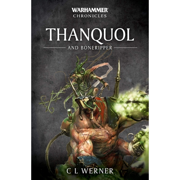 Warhammer Chronicles Thanquol and Boneripper Paperback – 28 Nov 2019