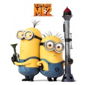 Despicable Me 2 - Armed Minions Mini Poster