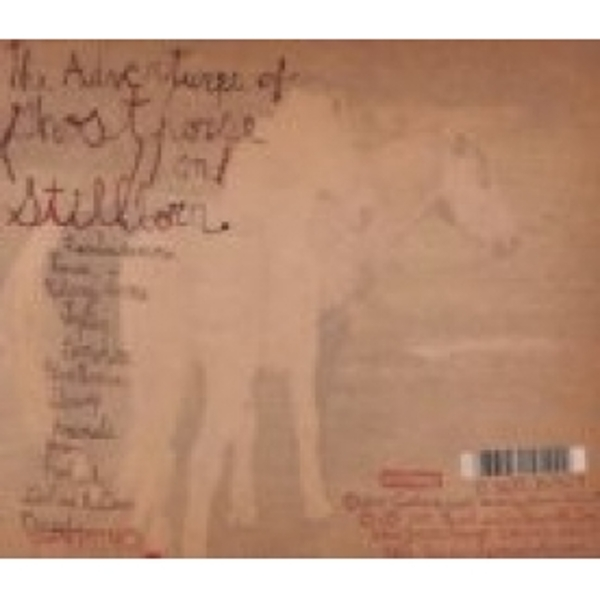 Cocorosie - The Adventures of Ghosthorse and Stillborn CD