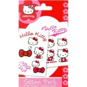 Hello Kitty Tattoo Pack