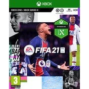 FIFA 21 Xbox One Game (Pre-Order FUT Packs)