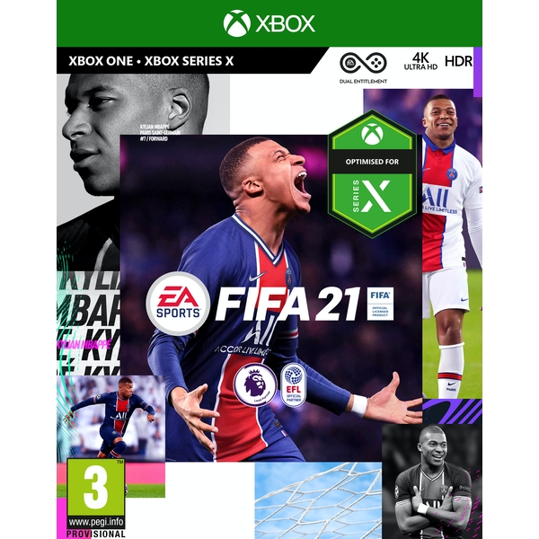 FIFA 21 Xbox One | Series X Game