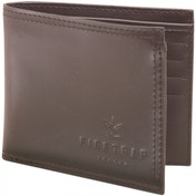 Firetrap Faux Leather Wallet Brown
