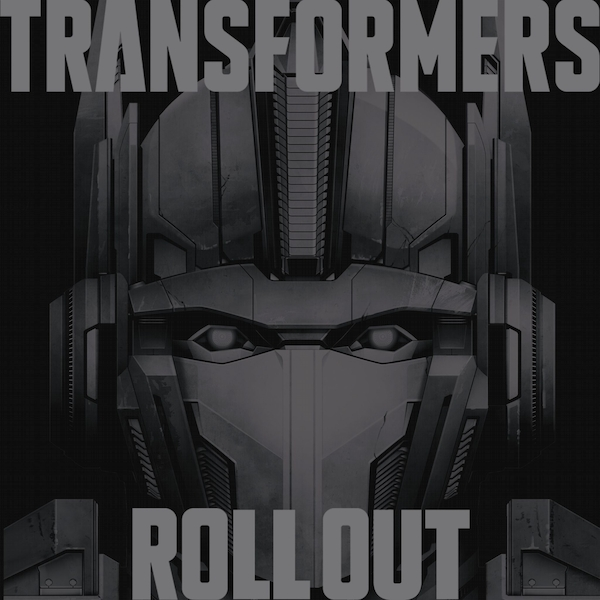 Various - Transformers Roll Out Limited Edition Picture Disc Vinyl