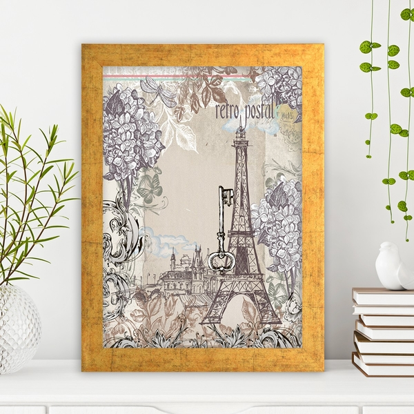 AC220096234 Multicolor Decorative Framed MDF Painting