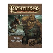 Pathfinder Adventure Path Giantslayer Part 2 The Hill Giant's Pledge Paperback