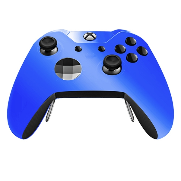 Chrome Blue Edition Xbox One Elite Controller - 365games.co.uk