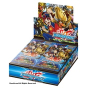 Buddyfight TCG Drum's Adventure Vol.3 Booster Box (30 Packs)
