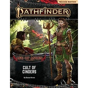 Adventure Path: Cult of Cinders (Age of Ashes 2 of 6): Pathfinder RPG Second Edition