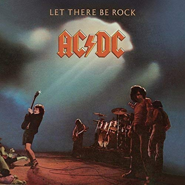 ACDC - Let There Be Rock Vinyl
