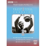 West Ham United - The Classic Cup Finals DVD
