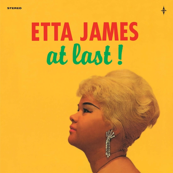 Etta James - At Last! Vinyl