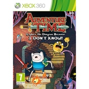 Adventure Time Explore The Dungeon Because I Don't Know Game Xbox 360