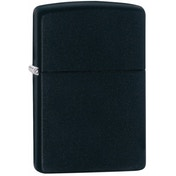 Zippo Regular Black Matte Lighter