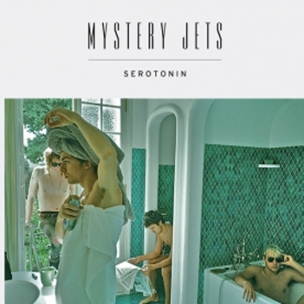 Mystery Jets - Serotonin CD