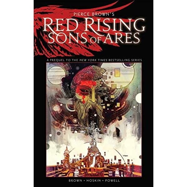 Pierce Browns Red Rising: Sons of Ares An Original Graphic Novel TP
