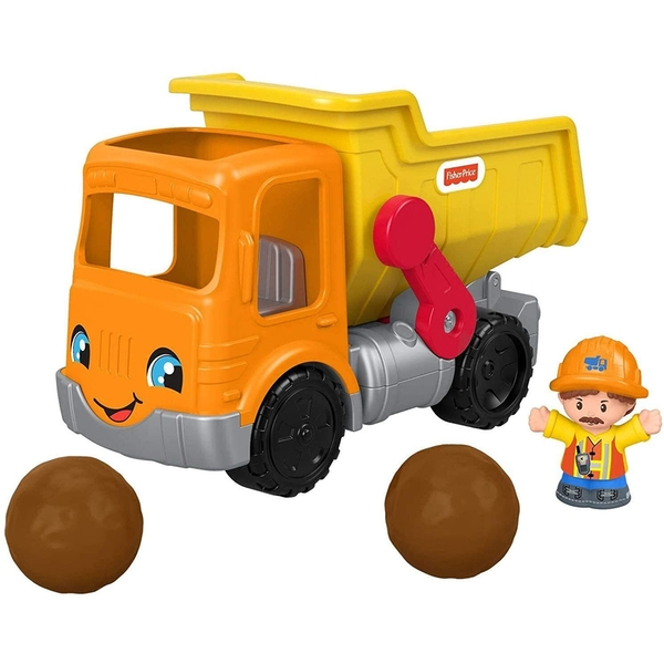 Little People Dump Truck Playset