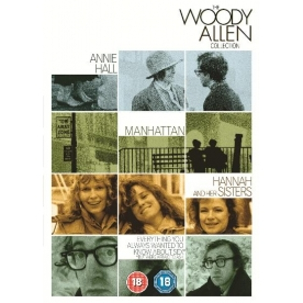 Best Of Woody Allen DVD