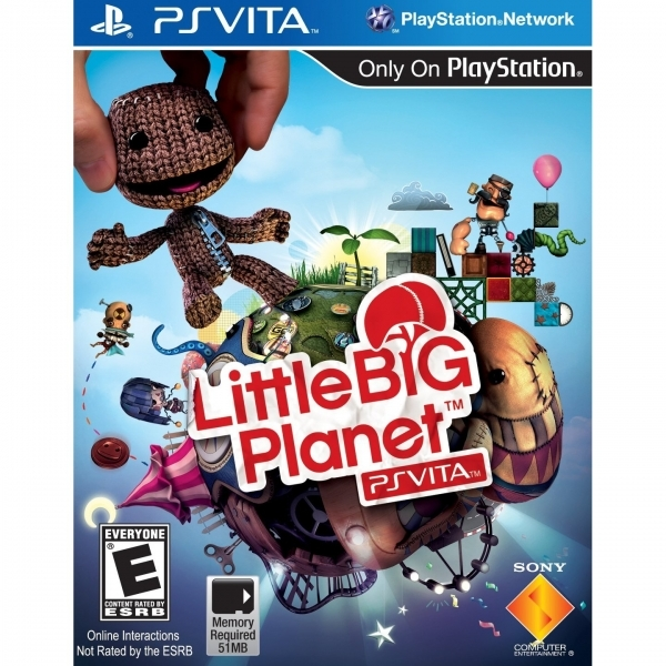 Little Big Planet Game PS Vita - nzgameshop com