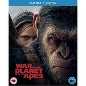War for the Planet of the Apes Blu-ray