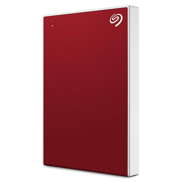 Seagate Backup Plus Slim external hard drive 2000 GB Red
