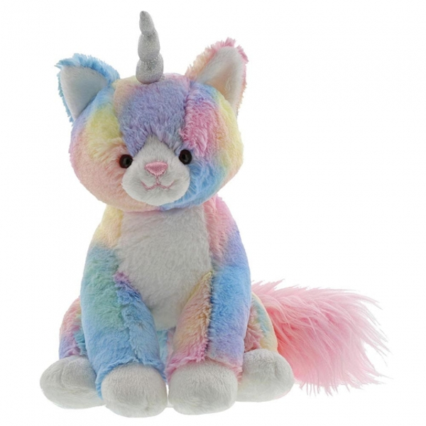 Shimmer Caticorn Soft Toy - Image 1