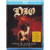 Dio Finding The Sacred Heart Live In Philly 1986 Blu-ray