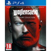 Wolfenstein Alt History Collection PS4 Game