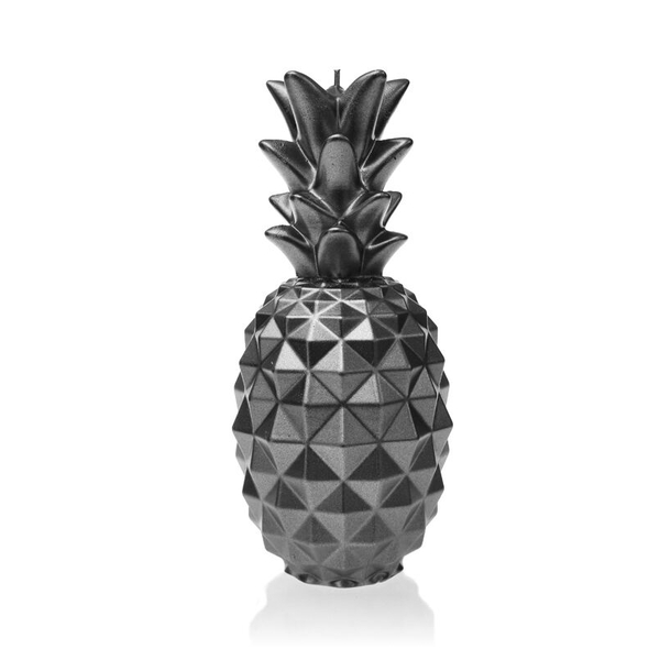 Steel Large Pineapple Candle