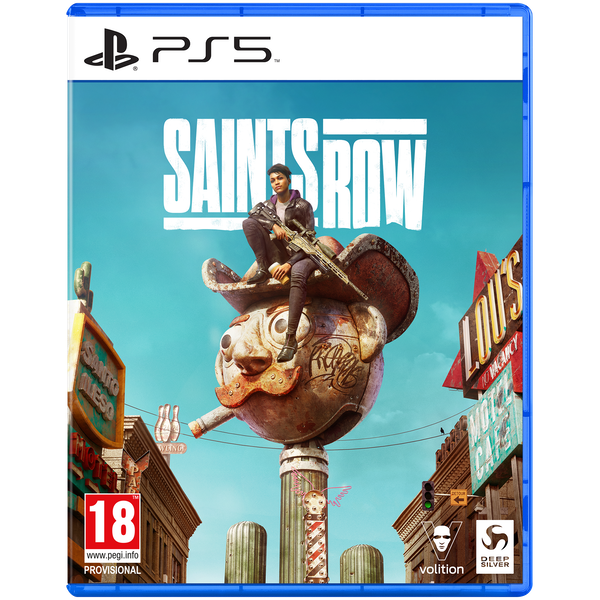Saints Row Day One Edition PS5 Game