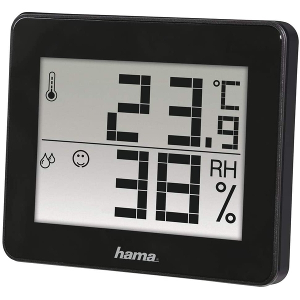 Hama Weather Stations Black One size