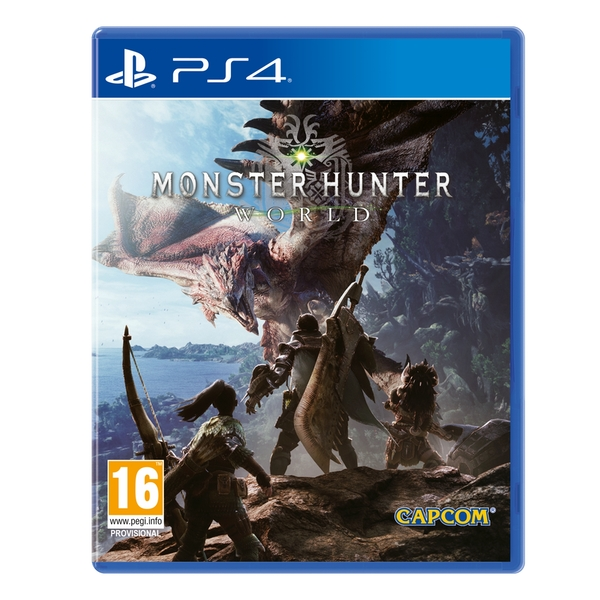 Monster Hunter World PS4 Game - Image 1