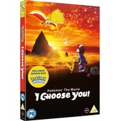 Pokemon The Movie: I Choose You! (Includes Bonus Pokemon: The First Movie) DVD