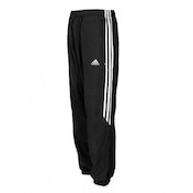 Adidas Samson Woven Tracksuit Bottoms Black Large Black