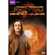 Richard Hammond's Journey to The Centre Of The Planet DVD