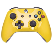 Chrome Gold Xbox One S Controller